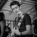 Dakota - Aubin, guitariste